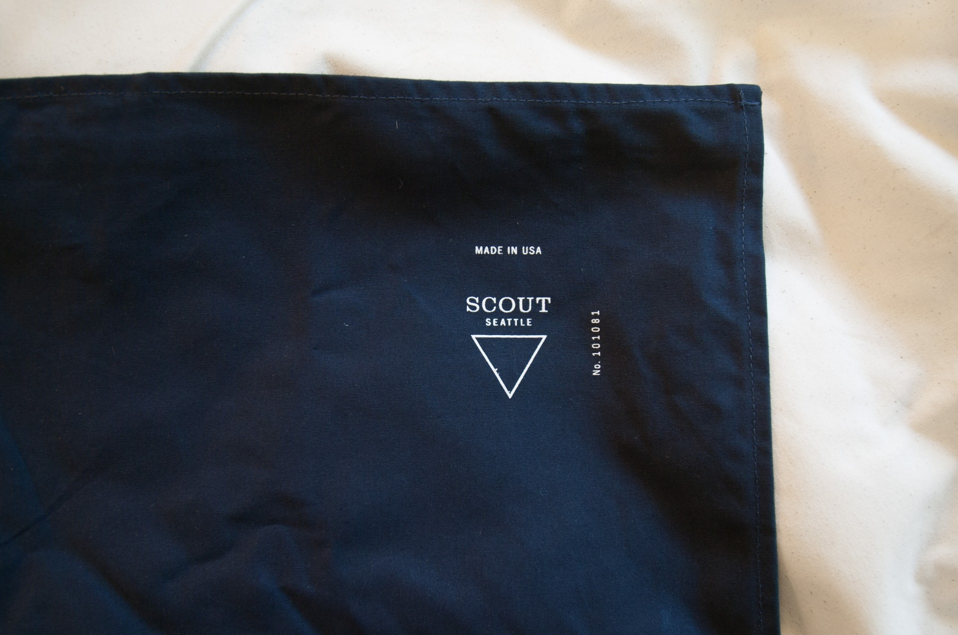 Studio Birdsall - Identity - Scout Seattle including logo, product labels and packaging.